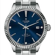Tudor Style 12510-0017 New Steel 38mm Automatic