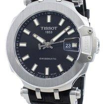 Tissot Steel Automatic Black 45mm new T-Race