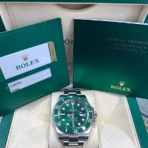 Rolex Steel 40mm Automatic 116610LV pre-owned United States of America, New York, New York