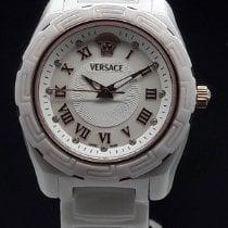 Versace Ceramic 35mm Quartz 63QCS1D498 new