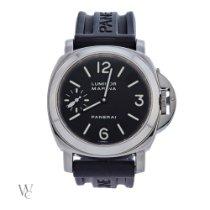Panerai Luminor Marina Steel 44mm Black Arabic numerals United Kingdom, London
