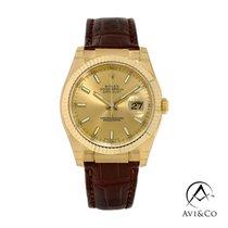 Rolex Datejust 116138 2014 new