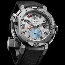 Clerc Hydroscaph GMT Power Reserve Chronometer GMT-1.9R.1