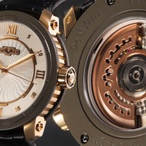 Dewitt Twenty-8-Eight 18K Rose Gold T8.AU.014