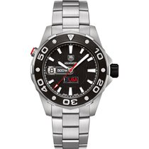TAG Heuer Aquaracer  Black Dial Mens WATCH WAJ2118.BA0870