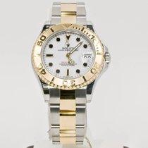 Rolex Yacht-Master 168623 35mm Watch Rolex Box & Booklets 2009