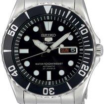 Seiko SNZF17K1 Automatic Seiko 5 Sports 42mm 10ATM FREE SHIPPING