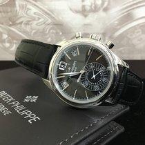 Patek Philippe 5960P-016 Annual Calendar Chronograph Platinum...