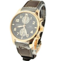 IWC IW387805 Pilots Chronograph Saint Exupery 43mm Automatic...