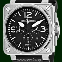 Bell & Ross Aviation Automatic Chronograph 2014 XL Complete...