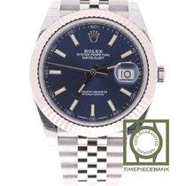 Rolex Datejust новые 2018 Автоподзавод Часы с оригинальными документами и коробкой 126334
