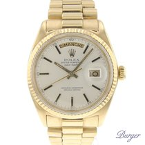 Rolex Day-Date 36 President Yellow Gold 1803