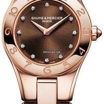 Baume & Mercier Linea M0A10090 new