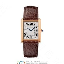 Cartier Tank Solo new 34.8mm Gold/Steel