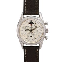 Universal Genève Compax 222100-2 1960 pre-owned