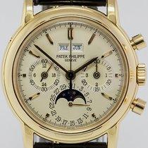 Patek Philippe Perpetual Calendar Chronograph Žluté zlato Zlatá