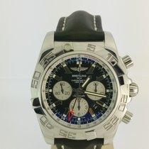 Breitling Chronomat GMT Acero 47mm Sin cifras