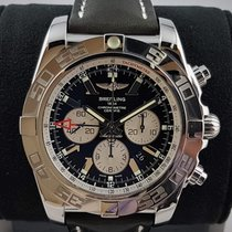 Breitling Chronomat GMT Steel 47mm No numerals
