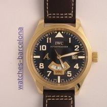 IWC Pilot nuevo 2008 Automático Reloj con estuche y documentos originales IW326103