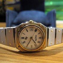 Paul Picot Reloj de dama 17mm Cuarzo usados Reloj con estuche y documentos originales 1981