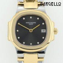 Patek Philippe 4700 Ouro/Aço Nautilus 27mm
