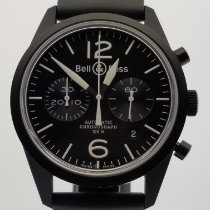 Bell & Ross Vintage BR126-94-S C11025 new