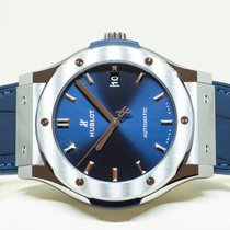 Hublot Titanium 45mm Automatic 511.NX.1170.LR new Singapore, Singapore