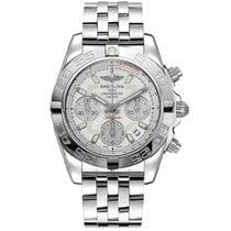 Breitling Chronomat 41 nieuw Automatisch Chronograaf Horloge met originele doos en originele papieren AB014012/G711/378A