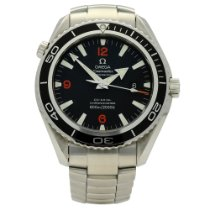Omega 2200.51.00 Steel 2011 Seamaster Planet Ocean 45.5mm pre-owned United Kingdom, Liverpool