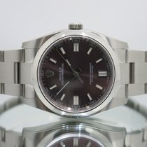 Rolex Oyster Perpetual 36 Steel 36mm Purple United Kingdom, Essex