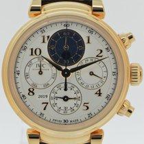 IWC Da Vinci Perpetual Calendar Ouro rosa 43mm