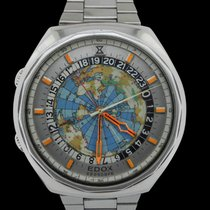 Edox Steel 48mm Automatic 200171 pre-owned