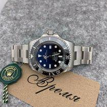 Rolex Sea-Dweller Deepsea Сталь 44mm Без цифр Россия, Moscow