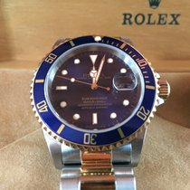 Rolex Submariner Date Gold/Steel 40mm Blue No numerals United States of America, Washington, Woodinville