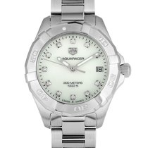TAG Heuer Aquaracer Lady Steel 32mm Mother of pearl United States of America, Pennsylvania, Southampton