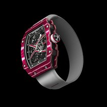Richard Mille RM 67 Carbone 38.7mm Transparent Sans chiffres France, Puteaux
