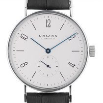NOMOS Tangente pre-owned 35mm Leather
