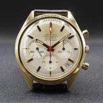 Zenith El Primero Chronograph Or jaune 37mm Or France, Paris