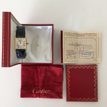 Cartier Tank Vermeil 137657590005 1994 occasion