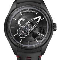 Ulysse Nardin Titanio 43mm Automático 2303-270.1/BLACK nuevo