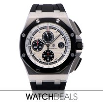 Audemars Piguet Steel 44mm Automatic 26400SO.OO.A002CA.01 pre-owned