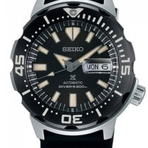 Seiko Prospex Steel Black United States of America, Ohio, USA