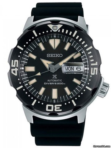 Seiko Prospex Monster 200M Automatic SRPD27