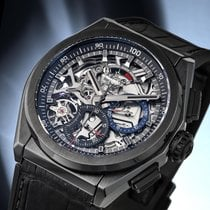 Zenith Ceramic 44mm Automatic 49.9000.9004/78.R582 United States of America, New York, New York