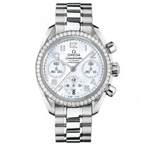Omega 324.15.38.40.05.001 Steel Speedmaster Ladies Chronograph 38mm new United States of America, Florida, Miami