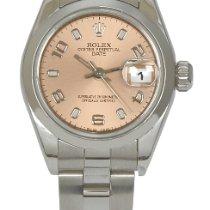 Rolex Oyster Perpetual Lady Date 69160 1998 подержанные