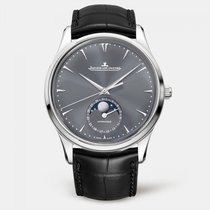 Jaeger-LeCoultre Master Ultra Thin Moon White gold 39mm Grey United States of America, Florida, Miami