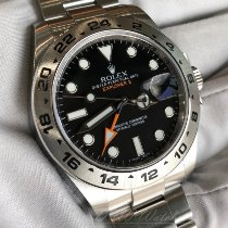 Rolex Explorer II Steel 42mm Black No numerals United States of America, Texas, Frisco