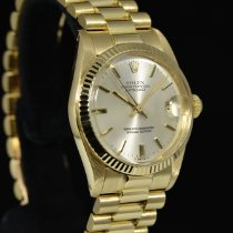 Rolex Datejust 6827 Very good Yellow gold 31mm Automatic