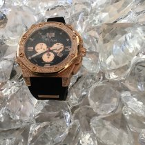 Otumm Acier 53mm Quartz Otumm Diamond Speed Limited Edition nouveau